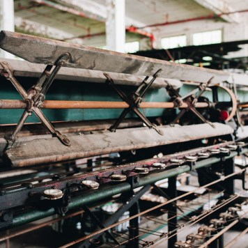 Wooden Silk Winders