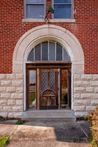 Caesar Creek Township School Entrance