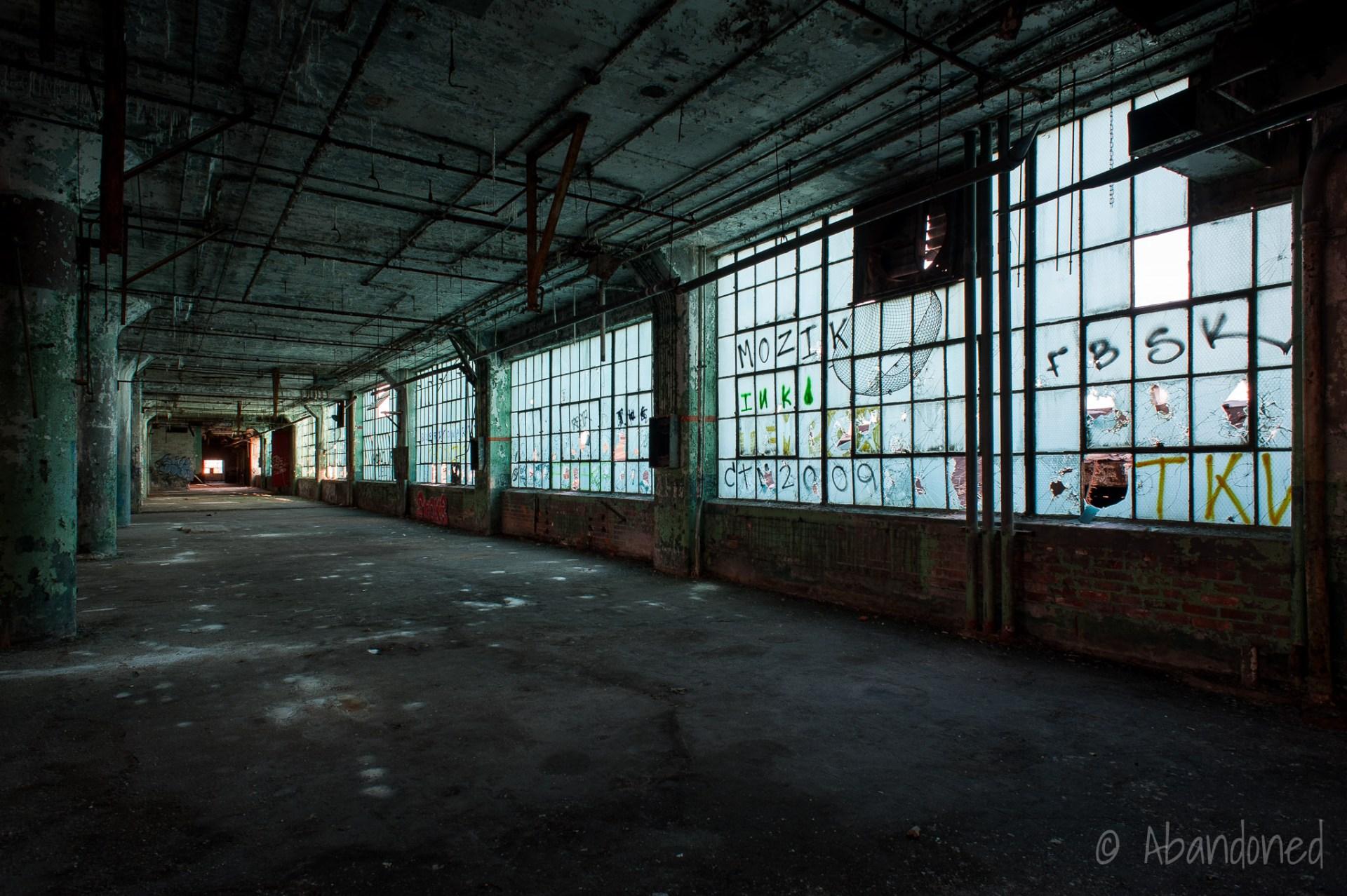 Fisher Body Company Plant No. 21