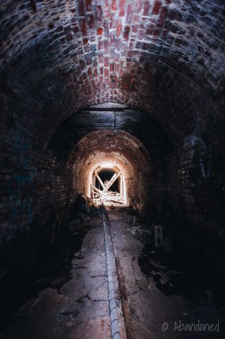 Packard Automotive Plant Tunnel