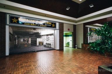 Westland Mall Interior Concourse