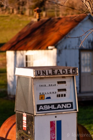 Ashland Gasoline Station
