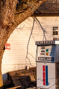 Ashland Gasoline Station