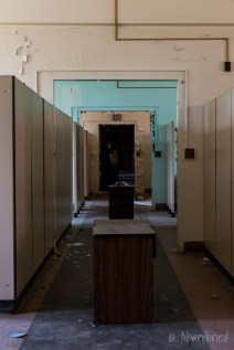 Central Islip State Hospital Ward Room