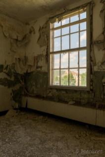 Derelict Patient Room