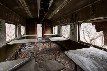 Abandoned Dining Car