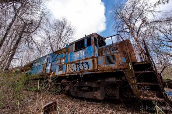 Conrail Locomotive