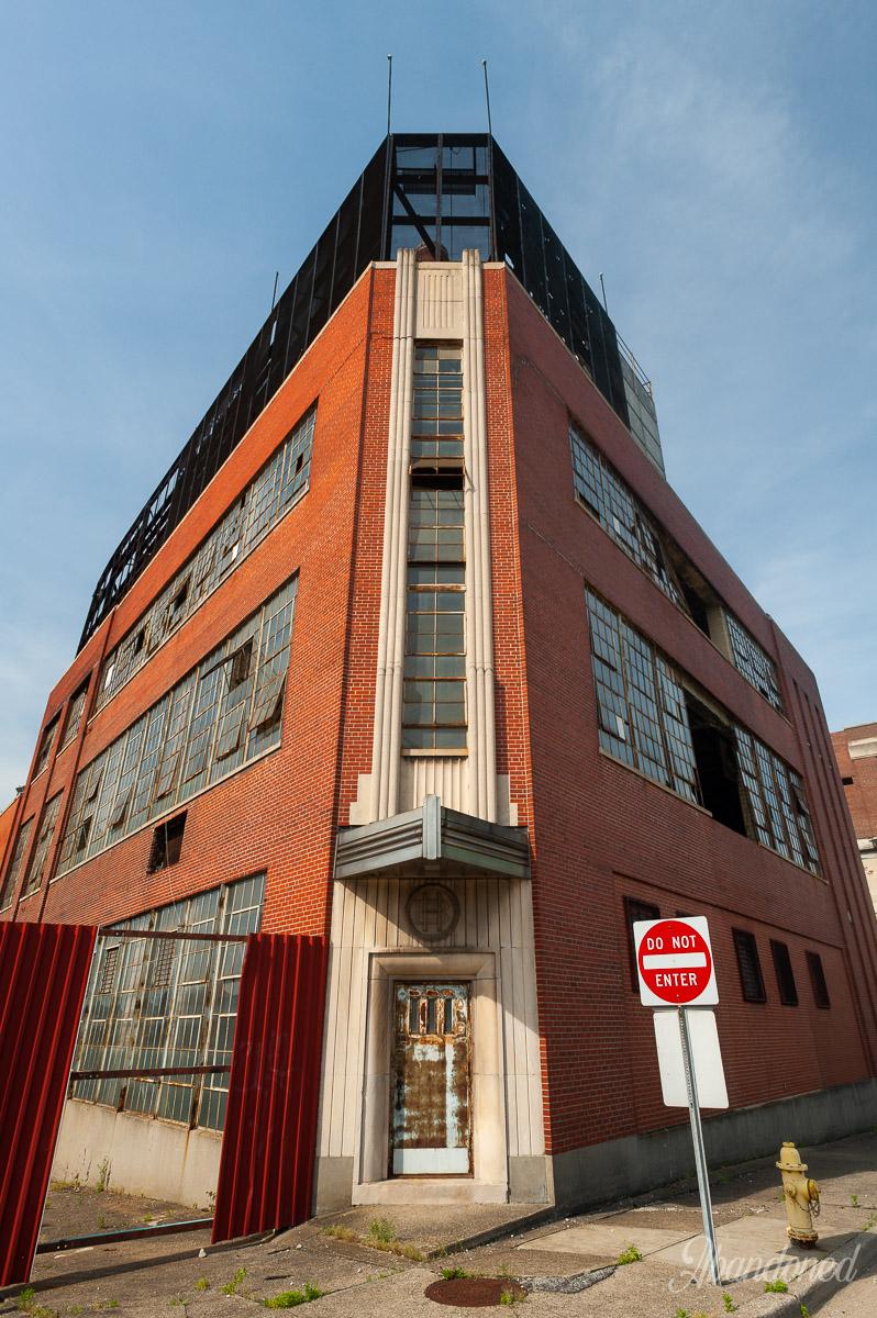 Hudepohl Brewing Company Basement