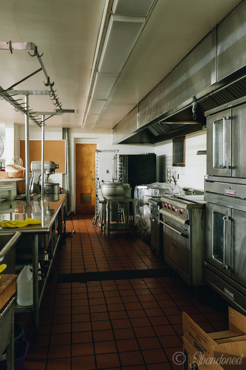 Ironton High School Kitchen
