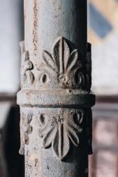 First German Reformed Church Iron Column