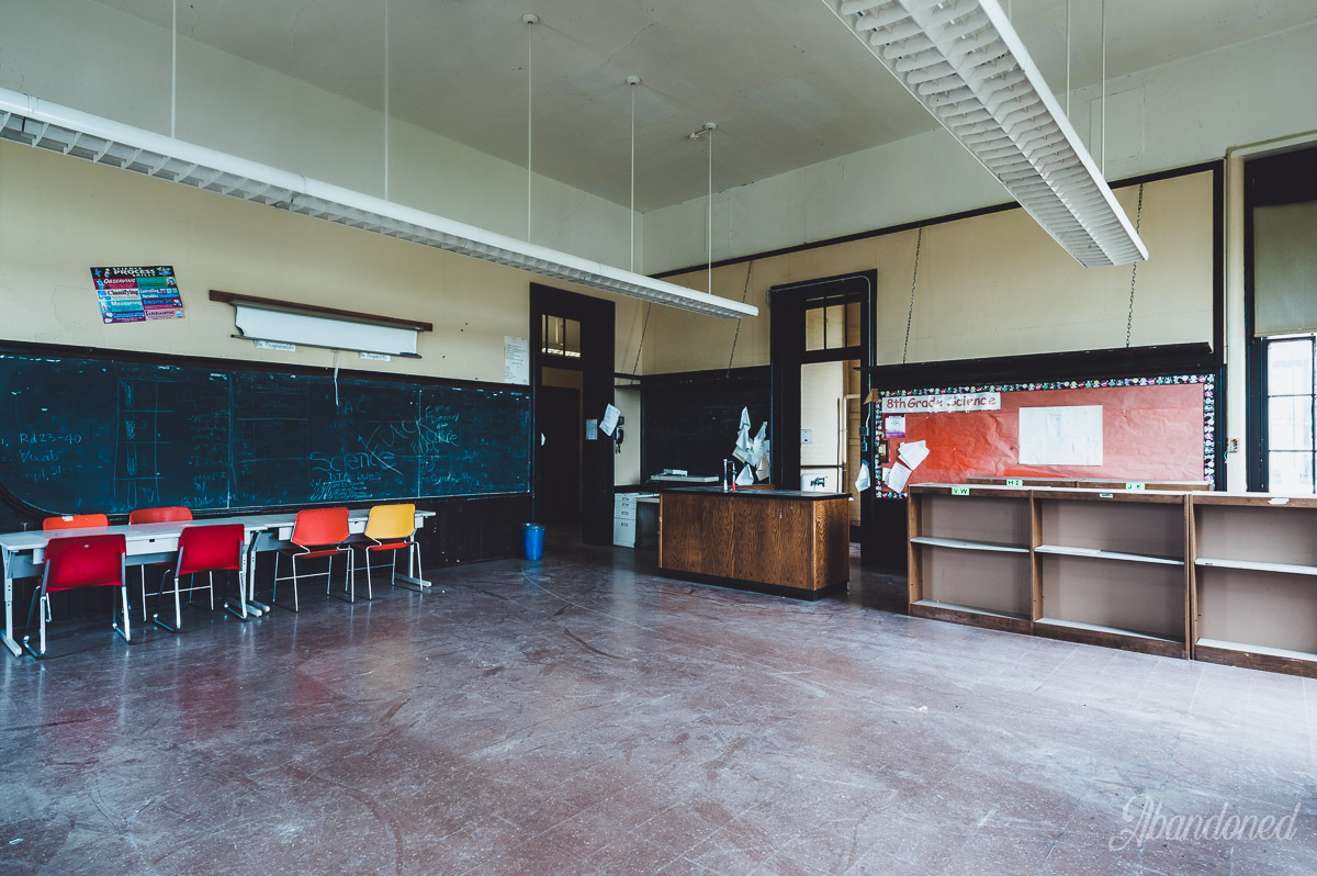 Linwood Public School Classroom