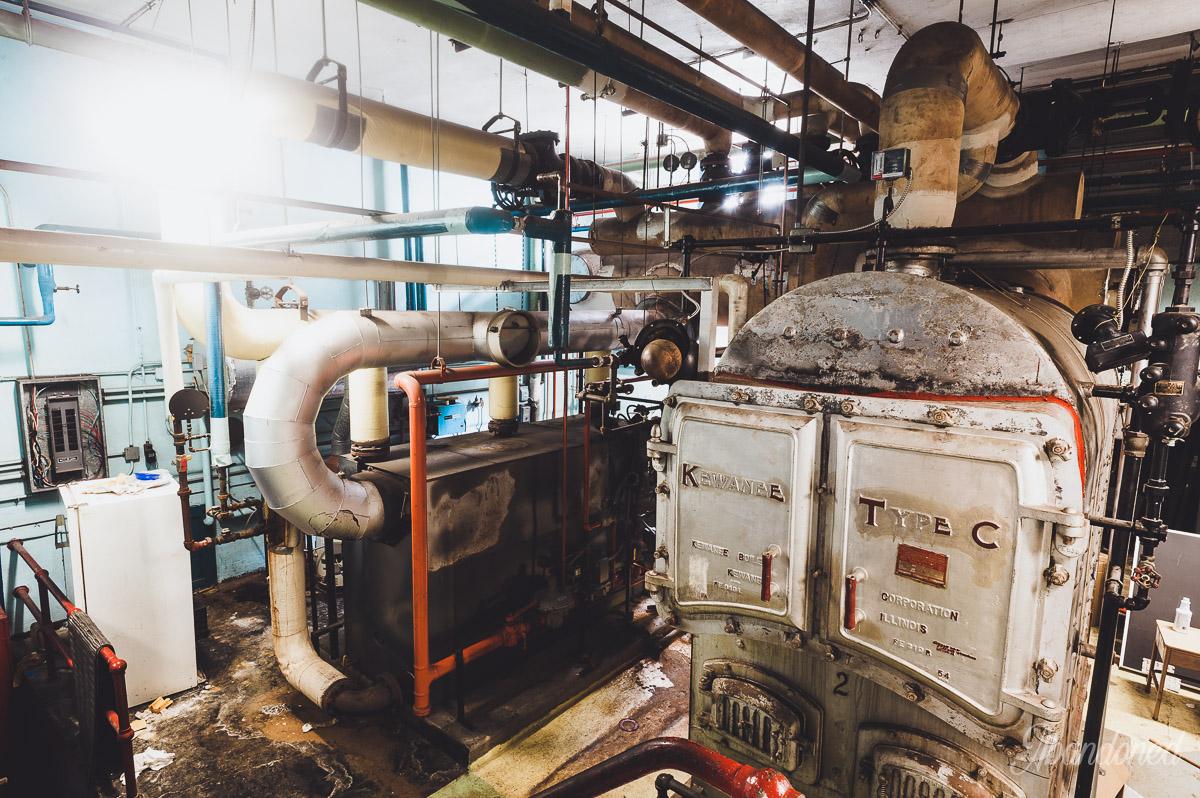 Linwood Public School Boilers