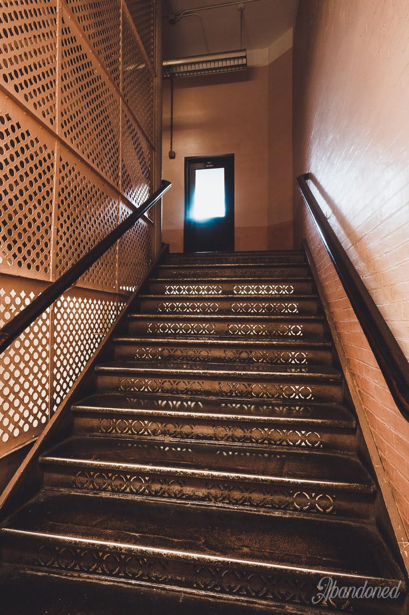 Fairview School Stairwell