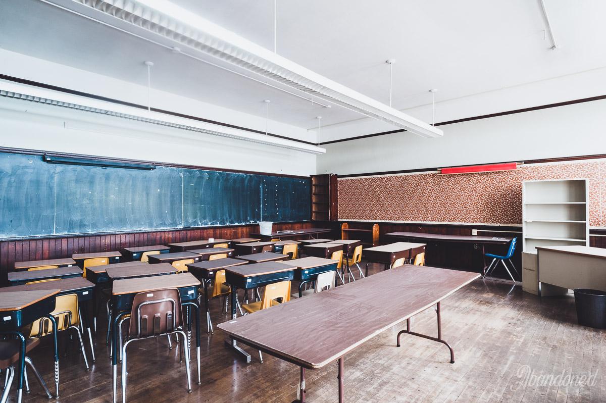 Fairview School Classroom
