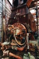 Louisville Varnish Company Melting Furnaces