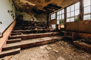 Silver Creek Junior-Senior High School Classroom