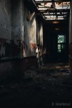 Silver Creek Junior-Senior High School Hallway