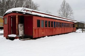 West Virginia Central No. 201