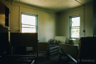 Mountain State Hospital Patient Room