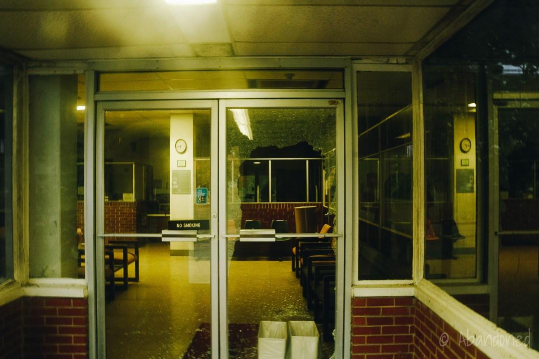 Man Miners Memorial Hospital Interior