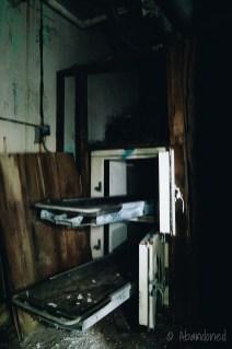 Corbin Municipal Hospital Morgue