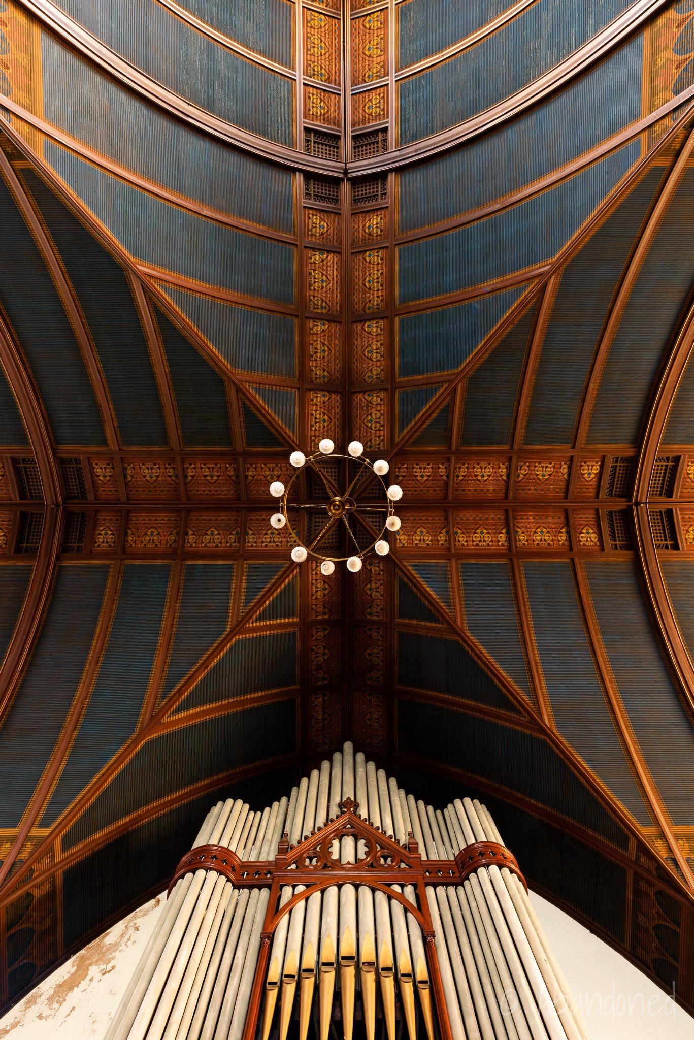 Sanctuary Ceiling