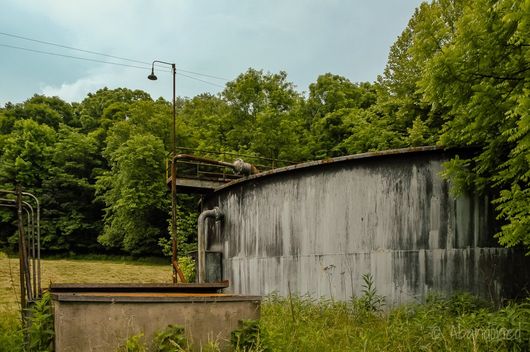 Old Crow Distillery Wastewater Treatment Facility