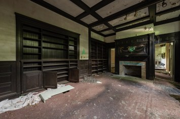 Uplands Deteriorated Library