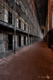 Ohio State Reformatory Cell Block