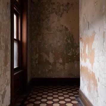 Ohio State Reformatory Hallway
