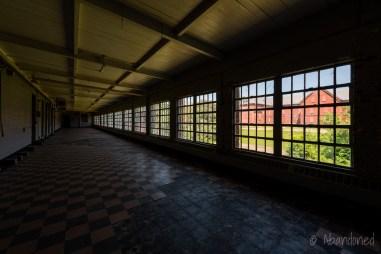Medfield State Hospital Ward S