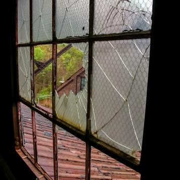 Fostoria Glass Broken Glass