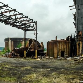 Buckeye Ordnance Works Power Plant