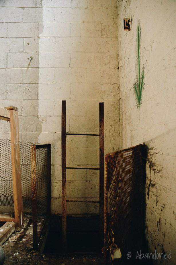 Rusty Ladder