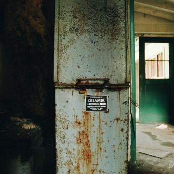 Rusty Industrial Equipment