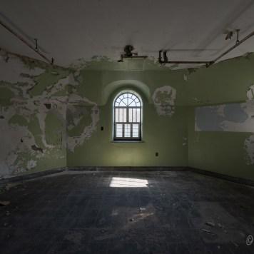 Trans-Allegheny Lunatic Asylum Typical Room