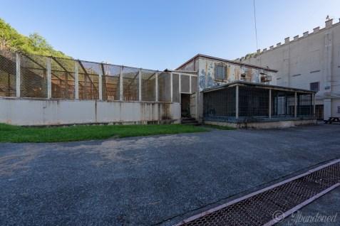 D Block at Brushy Mountain State Penitentiary