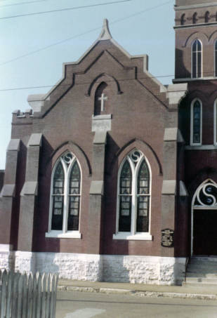 Salem United Church of Christ c. 1956