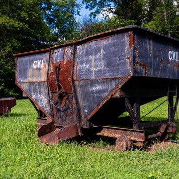 Cherry Valley Coke Ovens Hopper Car