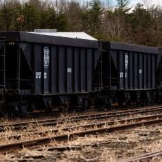 East Broad Top Railroad Hopper Cars