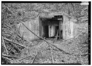 Sideling Hill Tunnel East Portal