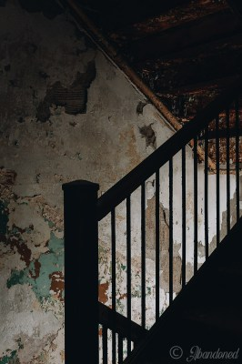 Hayswood Hospital Stairwell