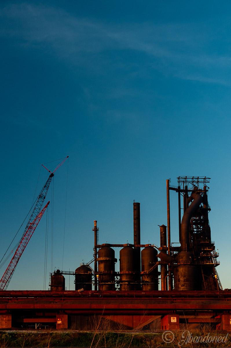 Armco Steel Ashland Works Bellefonte Blast Furnace