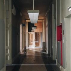 Administration Building Hallway