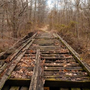 Detroit, Toledo & Ironton Railroad Trestle