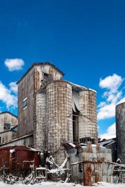 T.W. Samuels Distillery