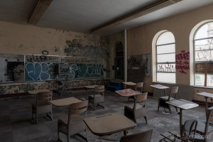 Immaculate Heart of Mary School Classroom