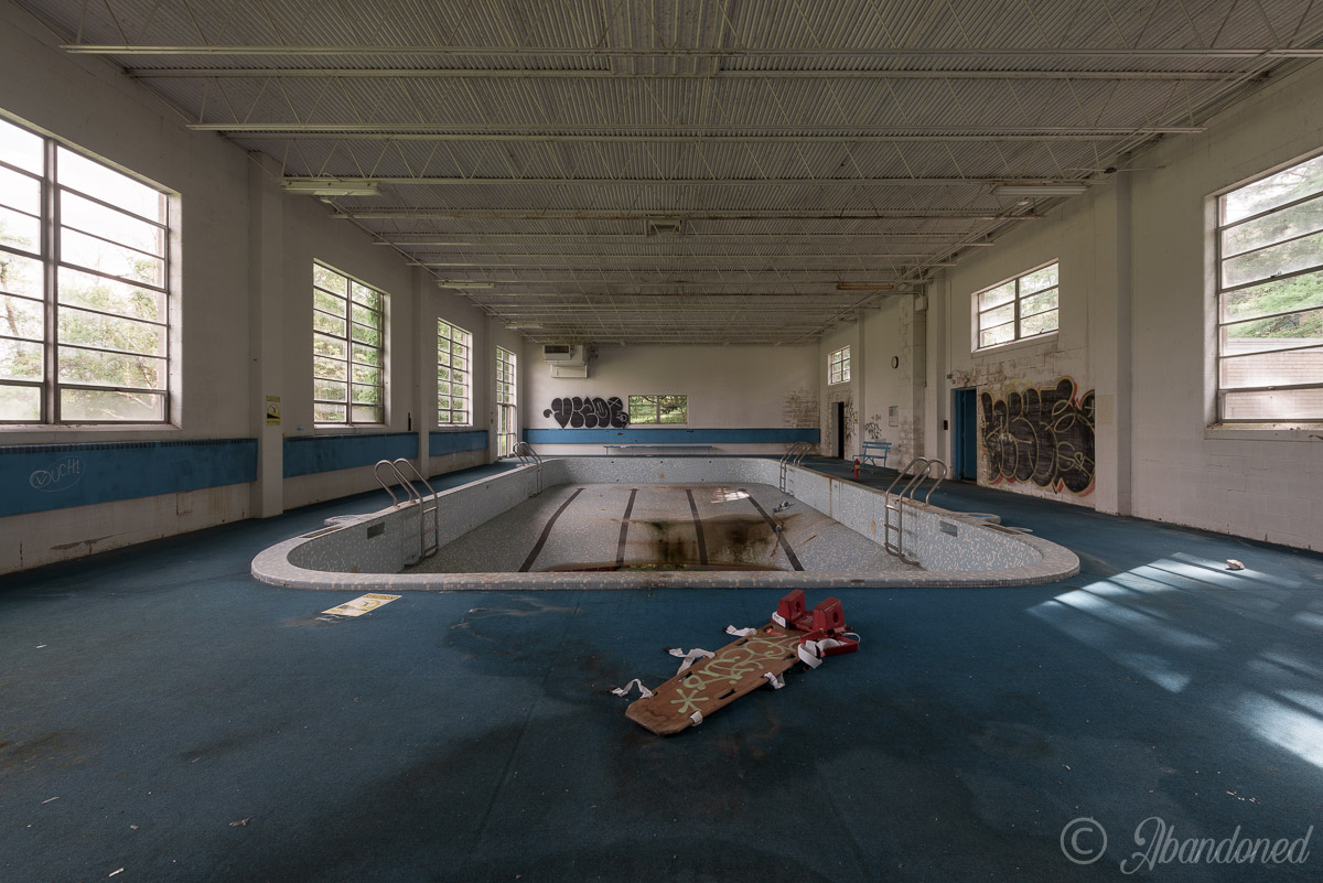 Gilmary Catholic Retreat Center Swimming Pool