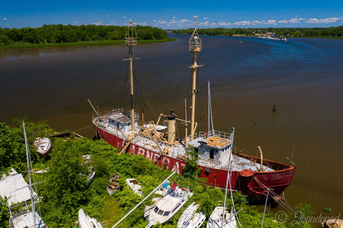 United States Lightship Barnegat