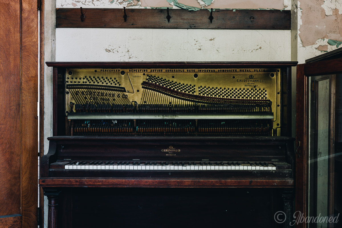 United Brethren Christ Church Piano